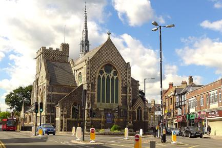 Church Junction, Barnet