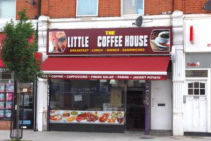 Little Coffee House, Barnet