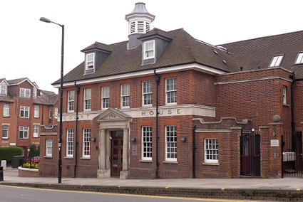 old magistrates court now converted into flats